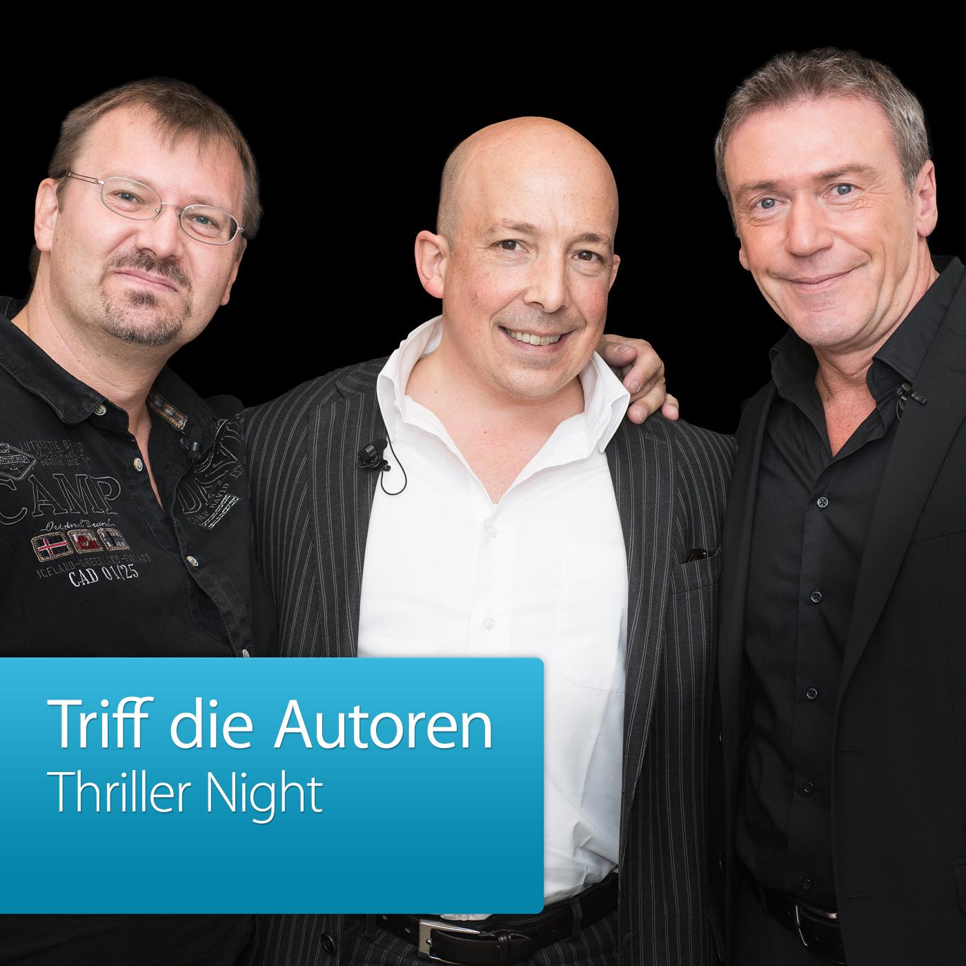 Thriller Night: Triff die Autoren