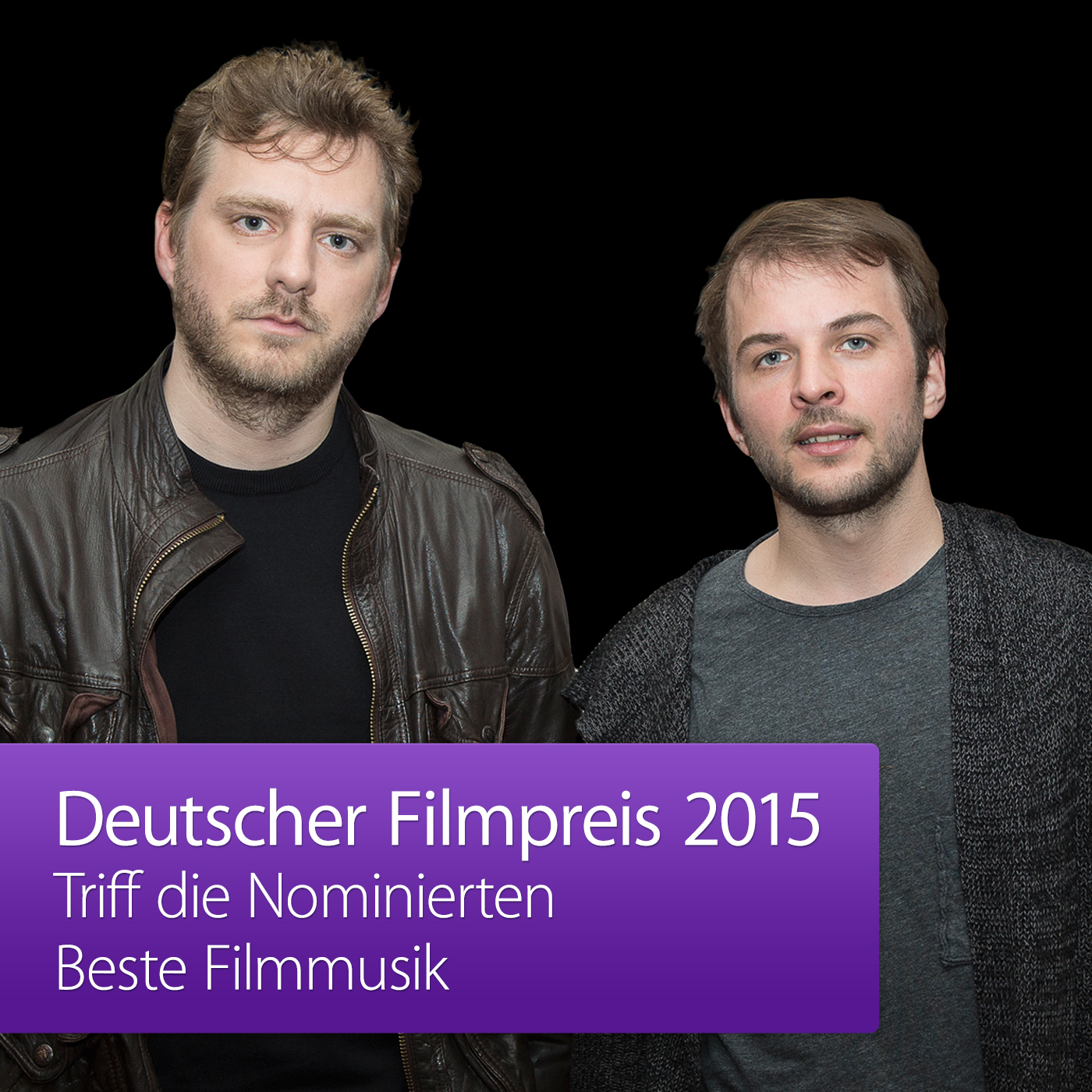 Deutscher Filmpreis 2015 – Triff die Nominierten: Beste Filmmusik