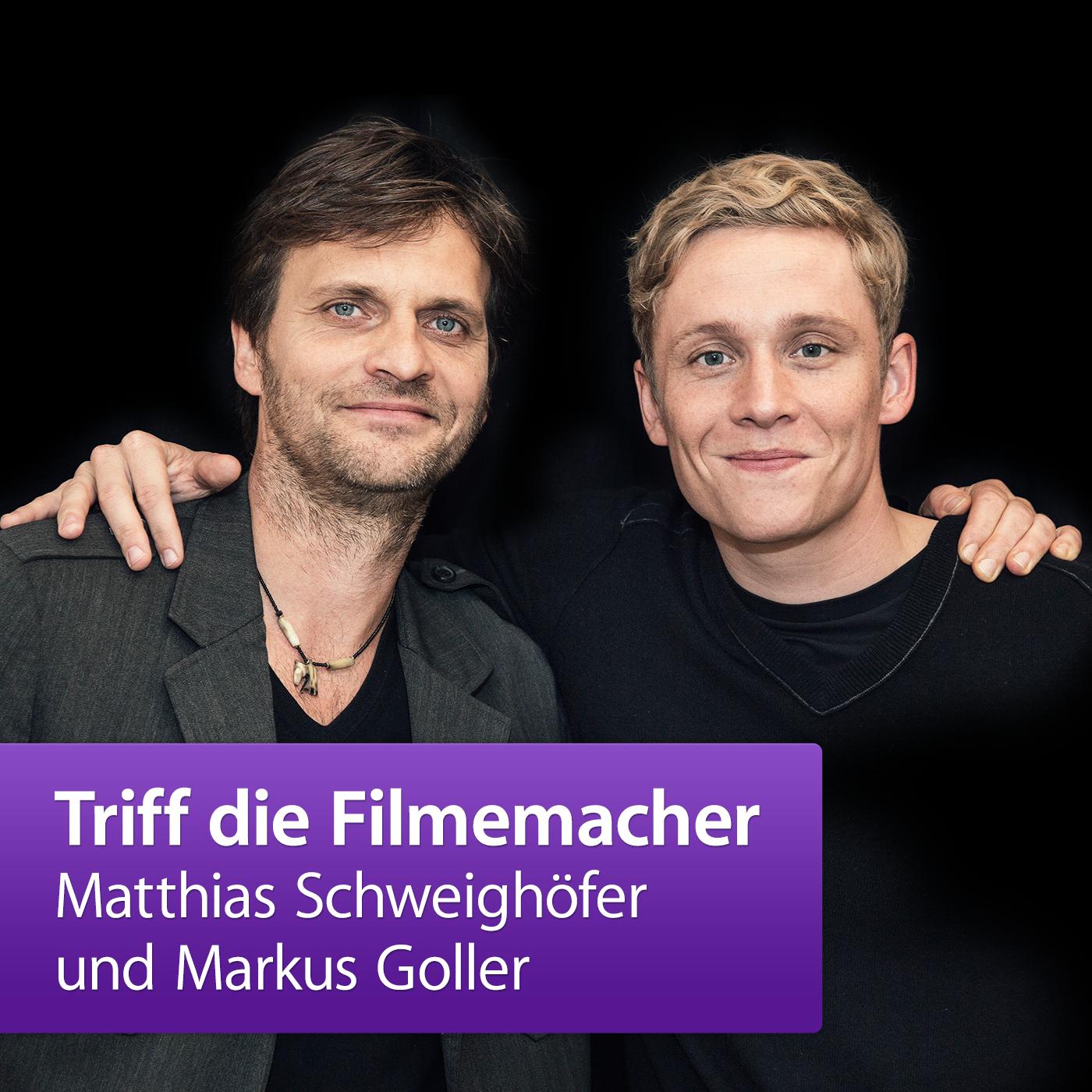 Matthias Schweighöfer und Markus Goller: Triff die Filmemacher