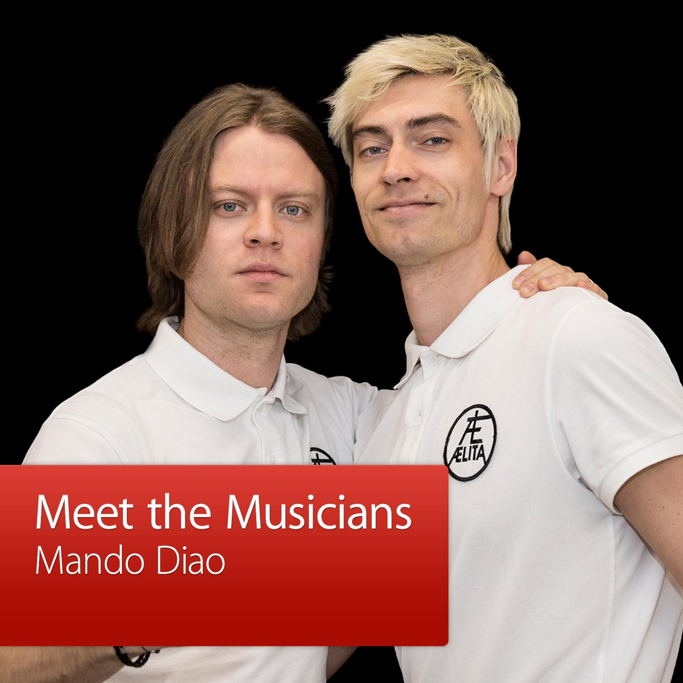Mando Diao: Meet the Musician