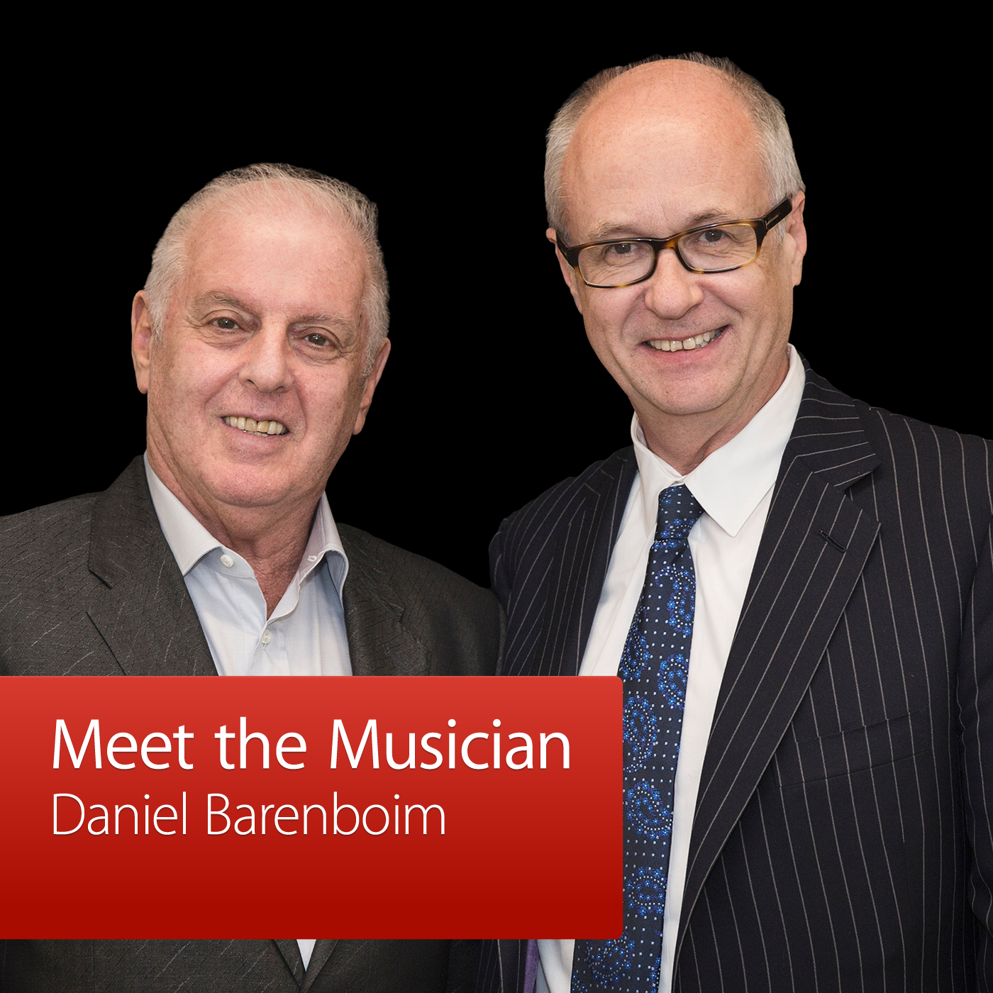 Daniel Barenboim: Meet the Musician