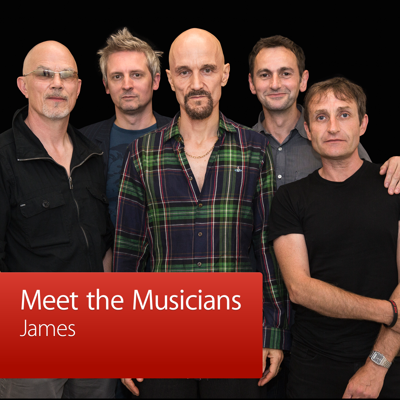 James: Meet the Musicians