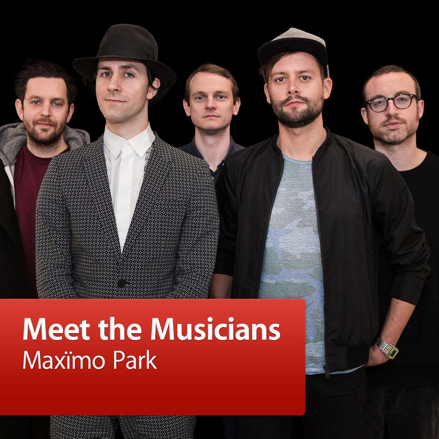 Maxïmo Park: Meet the Musician