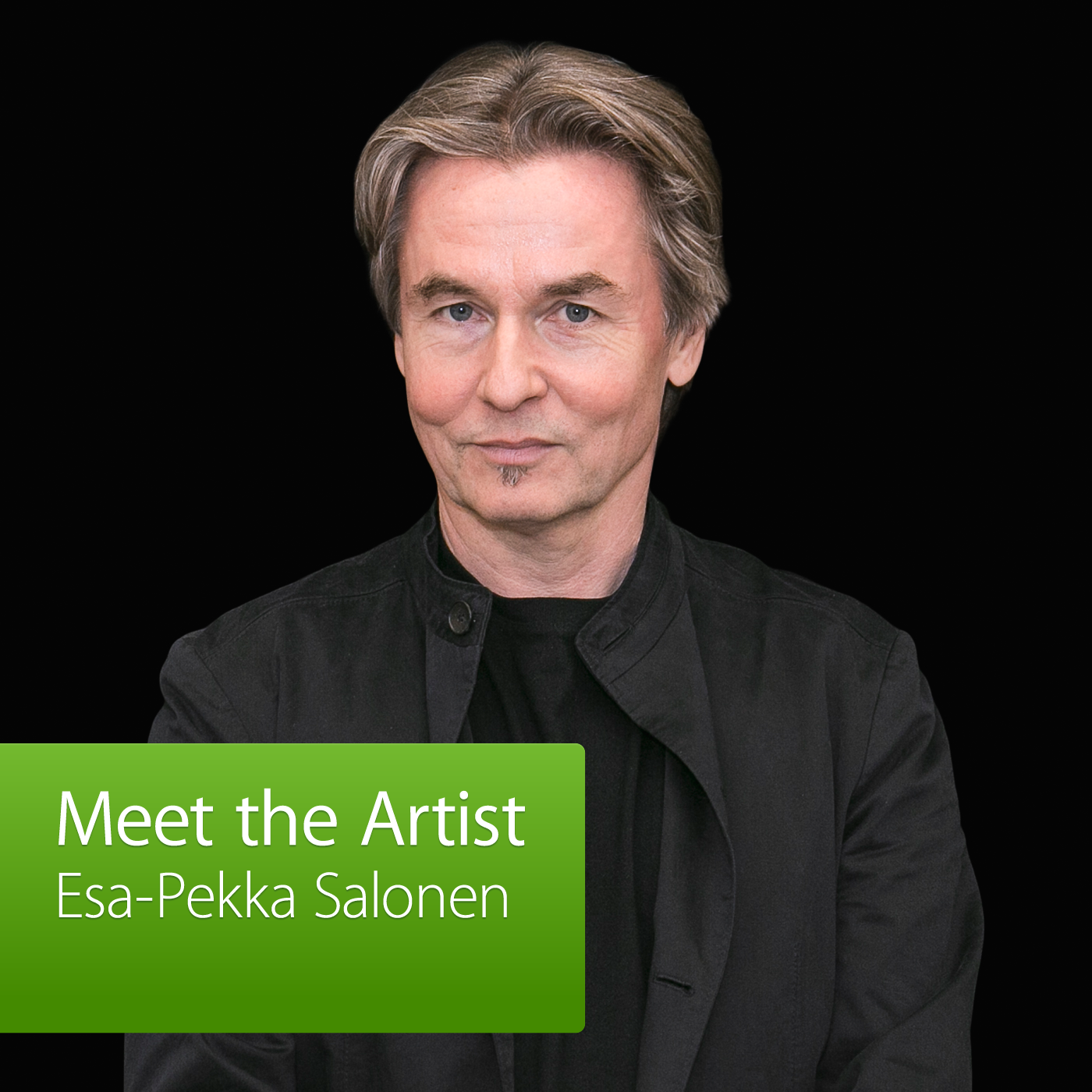 Esa-Pekka Salonen: Meet the Artist