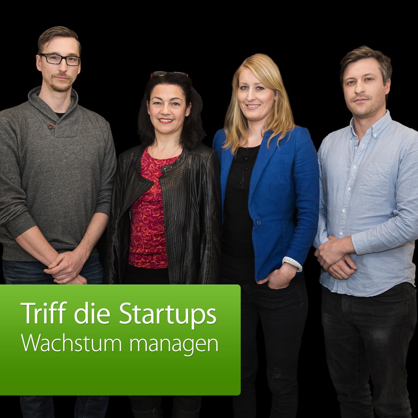 Wachstum managen: Triff die Startups