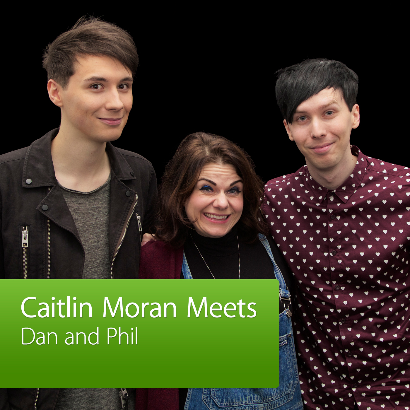 Caitlin Moran Meets Dan and Phil