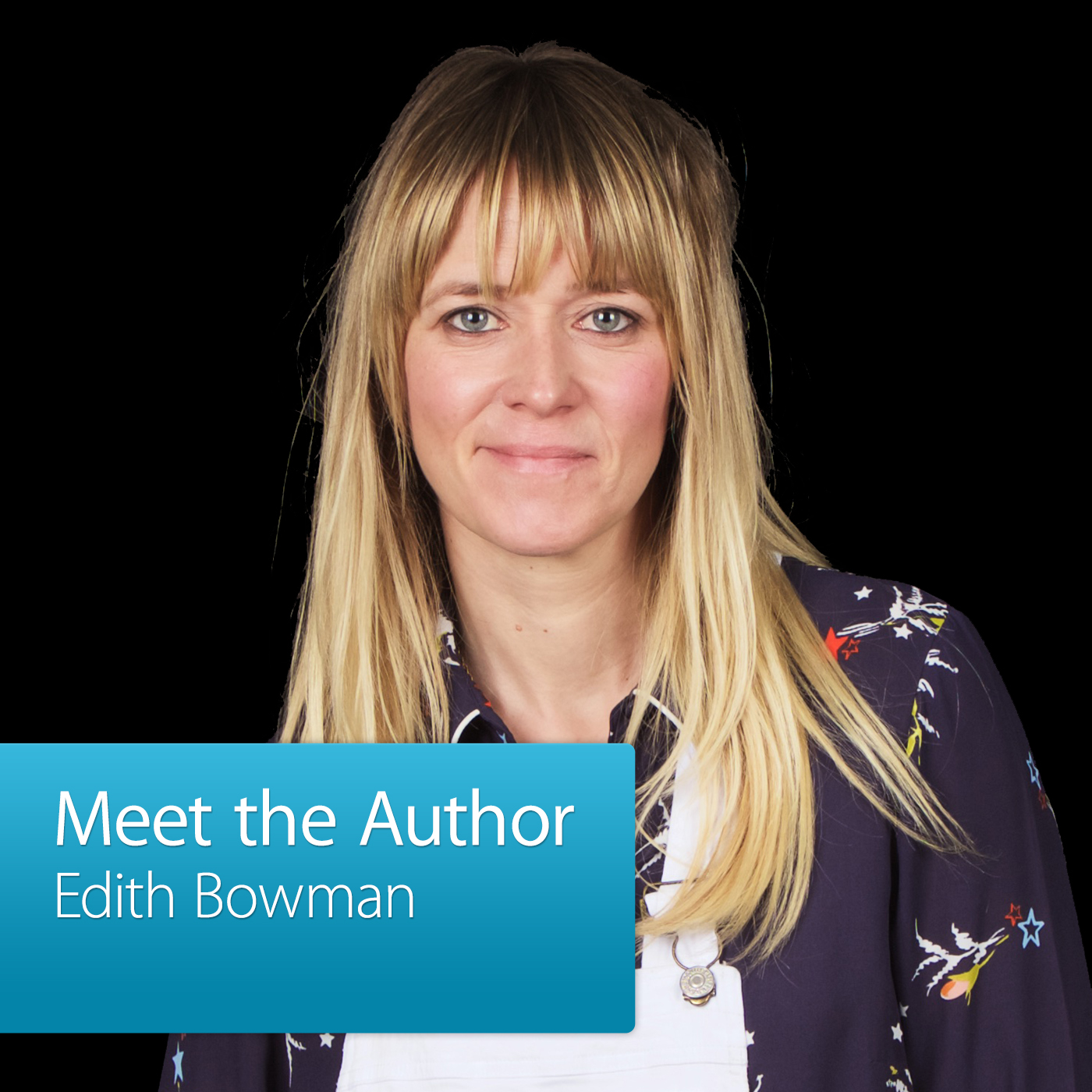 Edith Bowman: Meet the Author