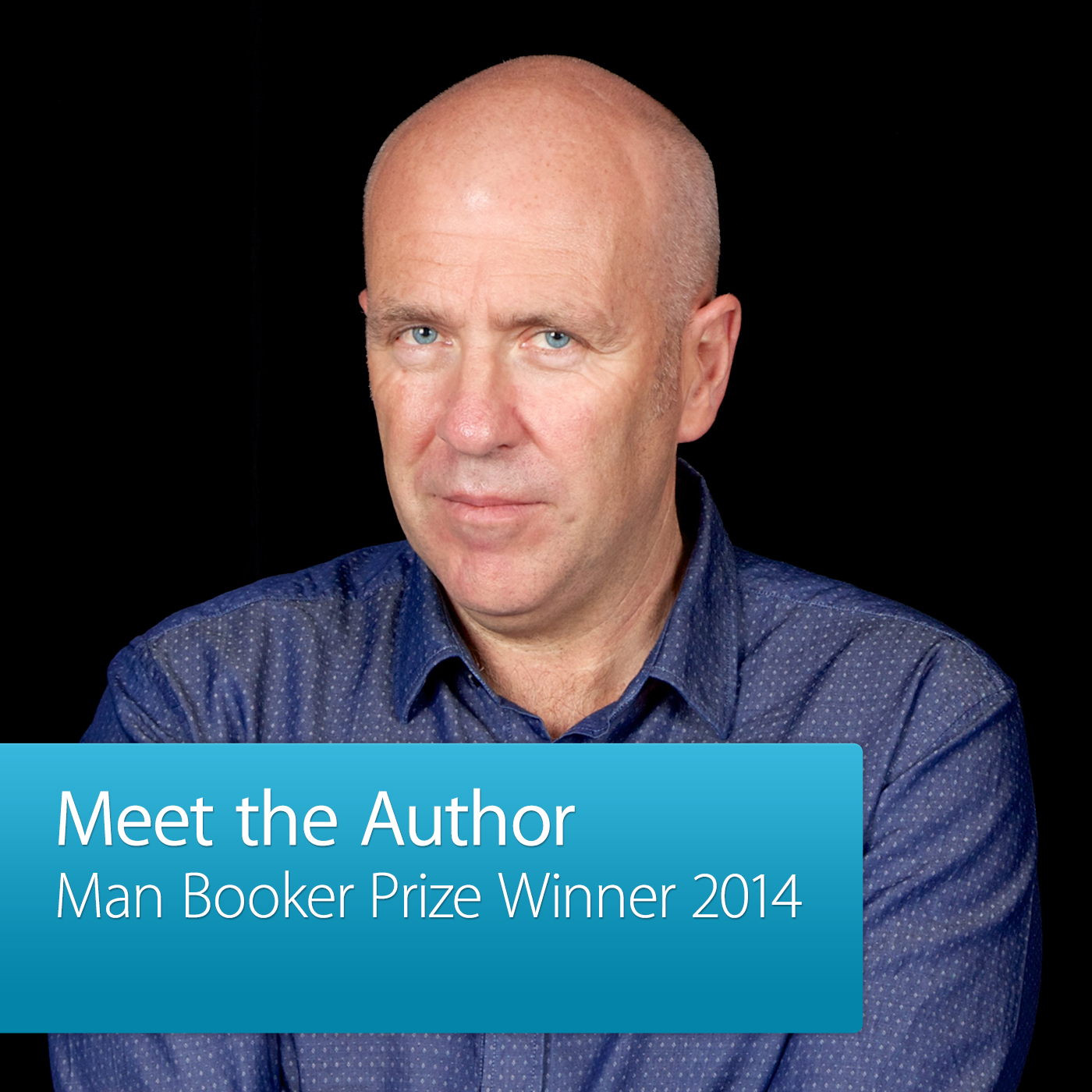 Man Booker Prize Winner 2014: Meet the Author