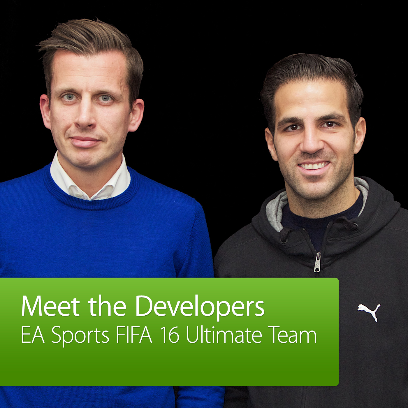 EA SPORTS FIFA 16 with Cesc Fàbregas: Meet the Developers