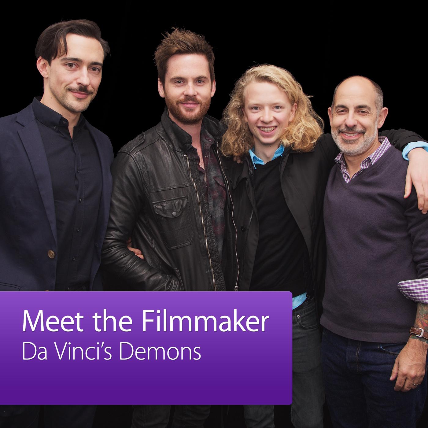 Da Vinci's Demons: Meet the Filmmakers