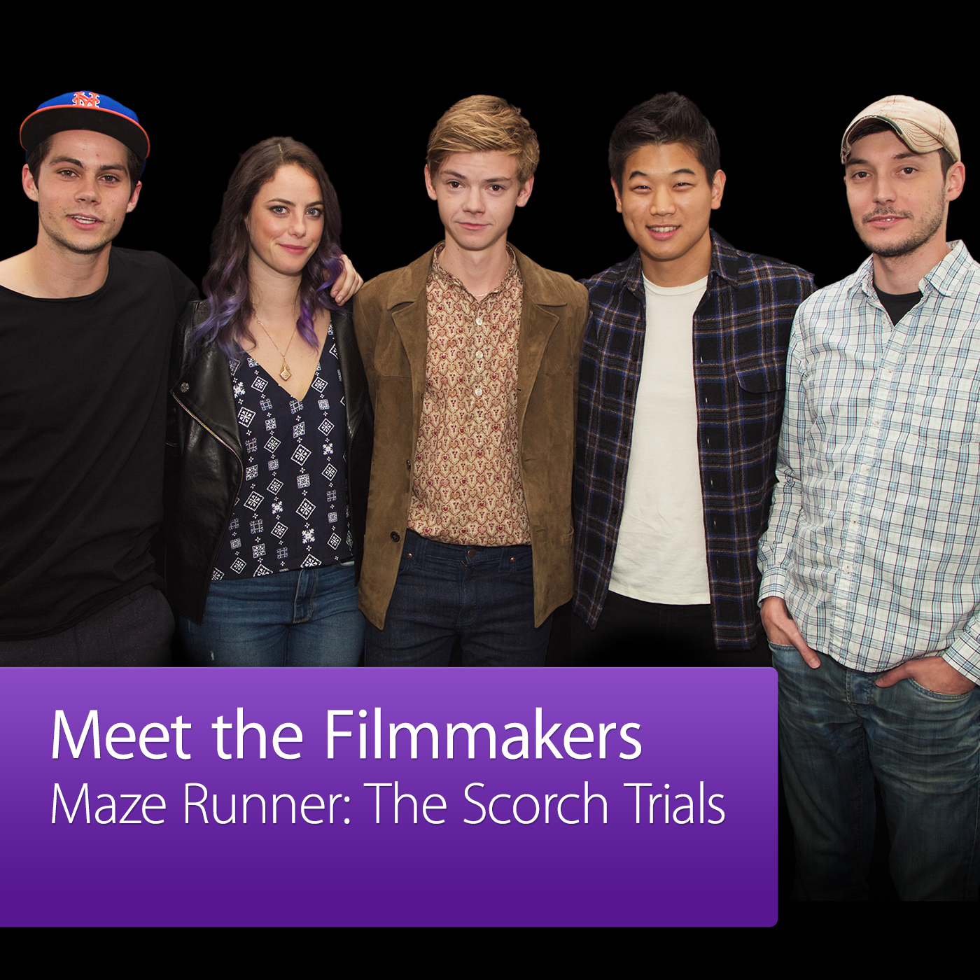 Maze Runner: The Scorch Trials: Meet the Cast