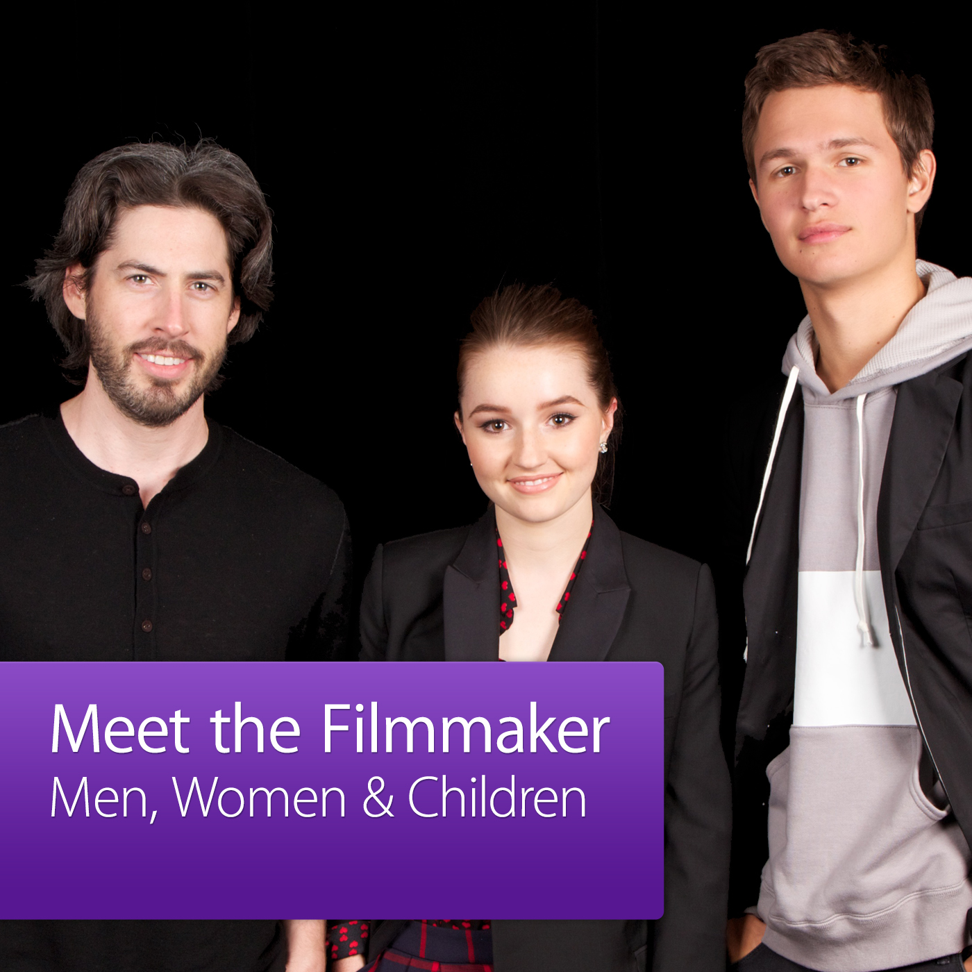 Men, Women & Children: Meet the Filmmaker