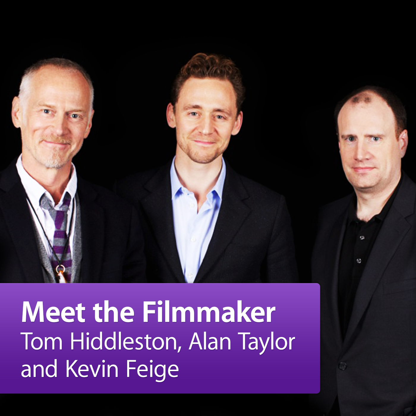 Tom Hiddleston, Alan Taylor and Kevin Feige: Meet the Filmmaker