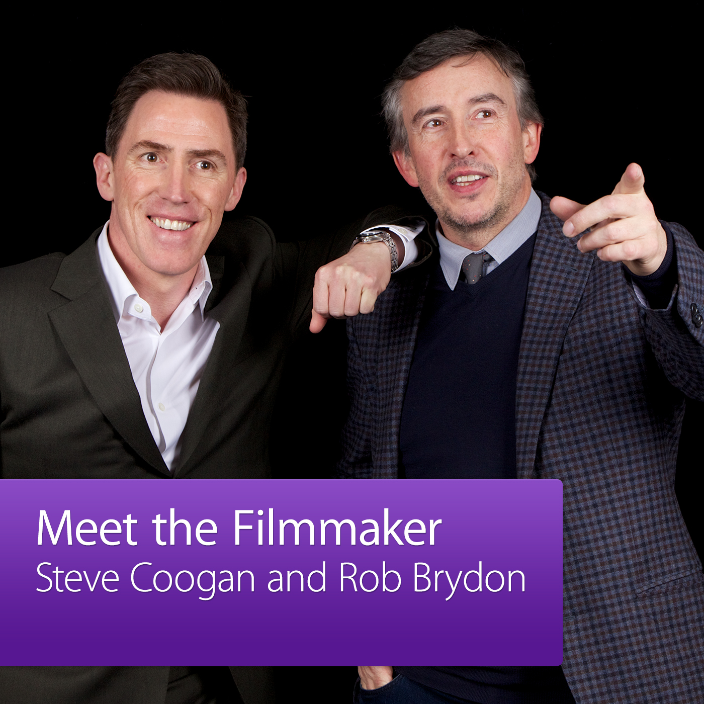 Steve Coogan and Rob Brydon: Meet the Filmmaker
