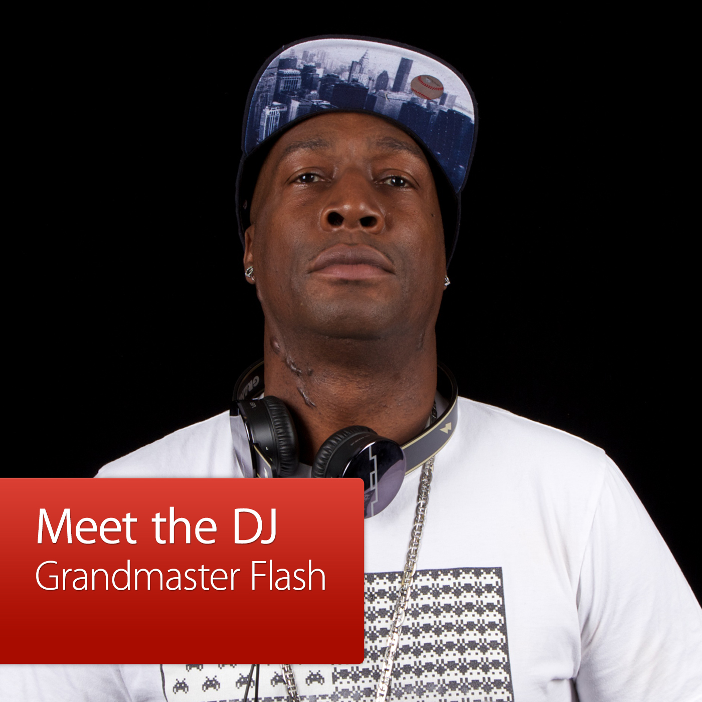 Grandmaster Flash: Meet the DJ