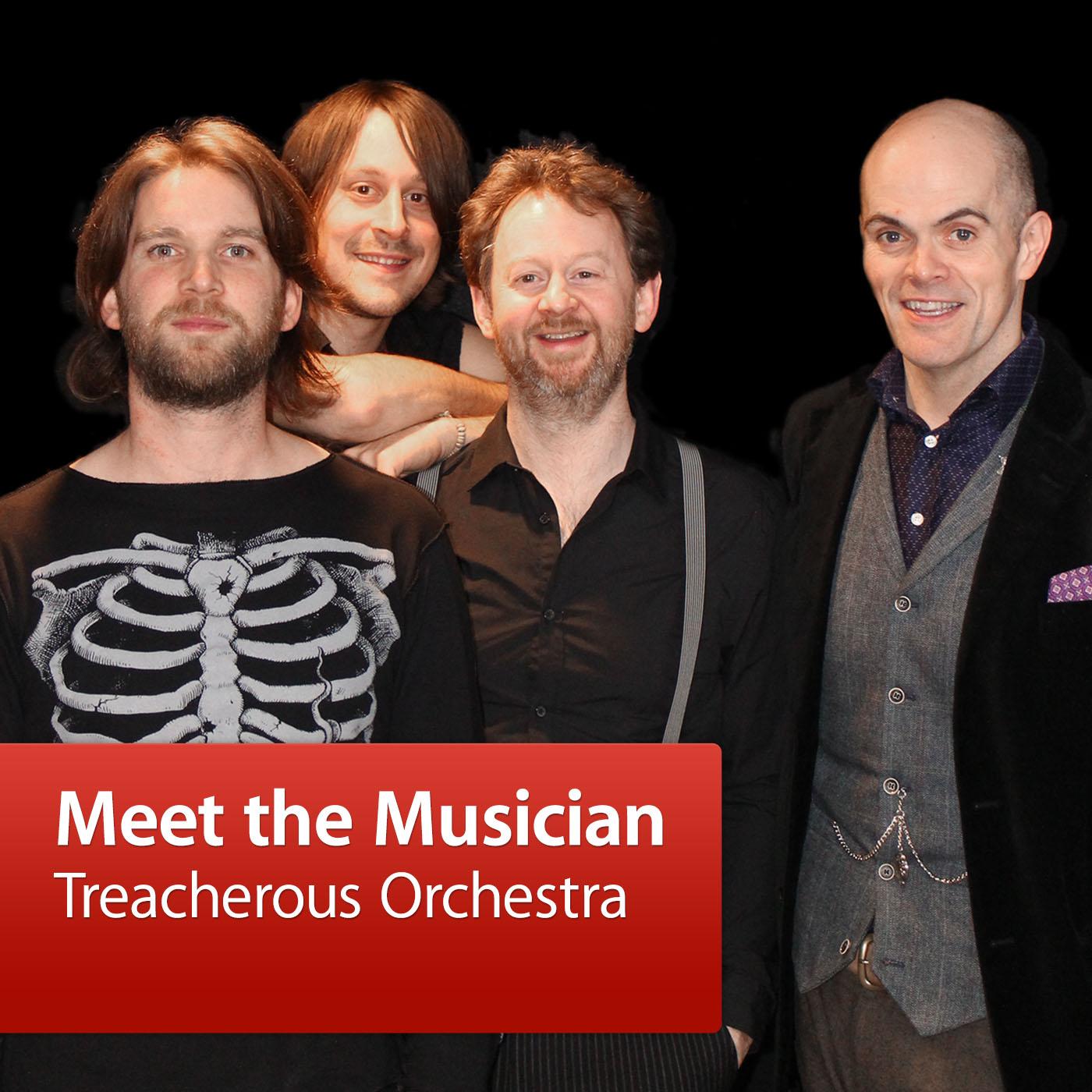 Treacherous Orchestra: Meet the Musician