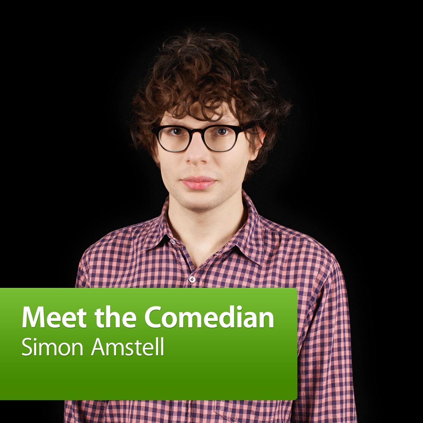 Simon Amstell: Meet the Comedian