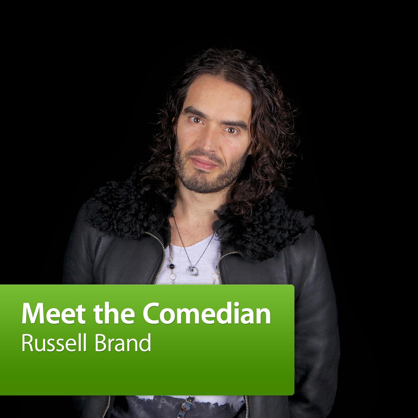 Russell Brand: Meet the Comedian