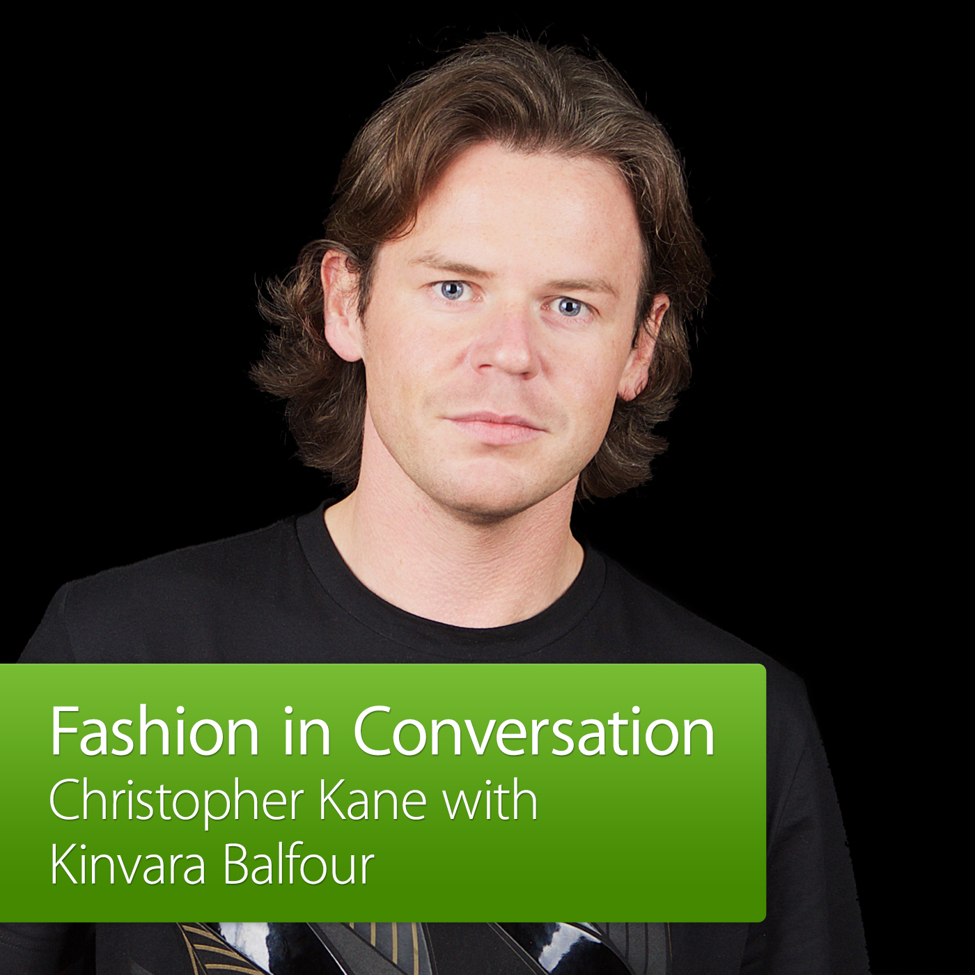 Christopher Kane with Kinvara Balfour