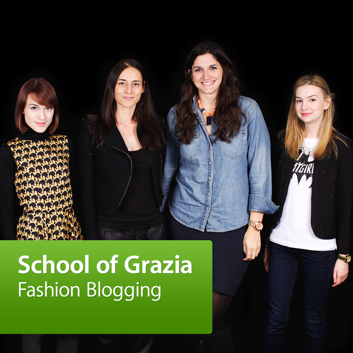 School of Grazia: Fashion Blogging