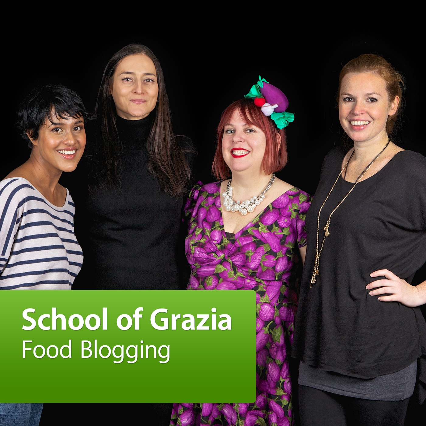 School of Grazia: Food Blogging