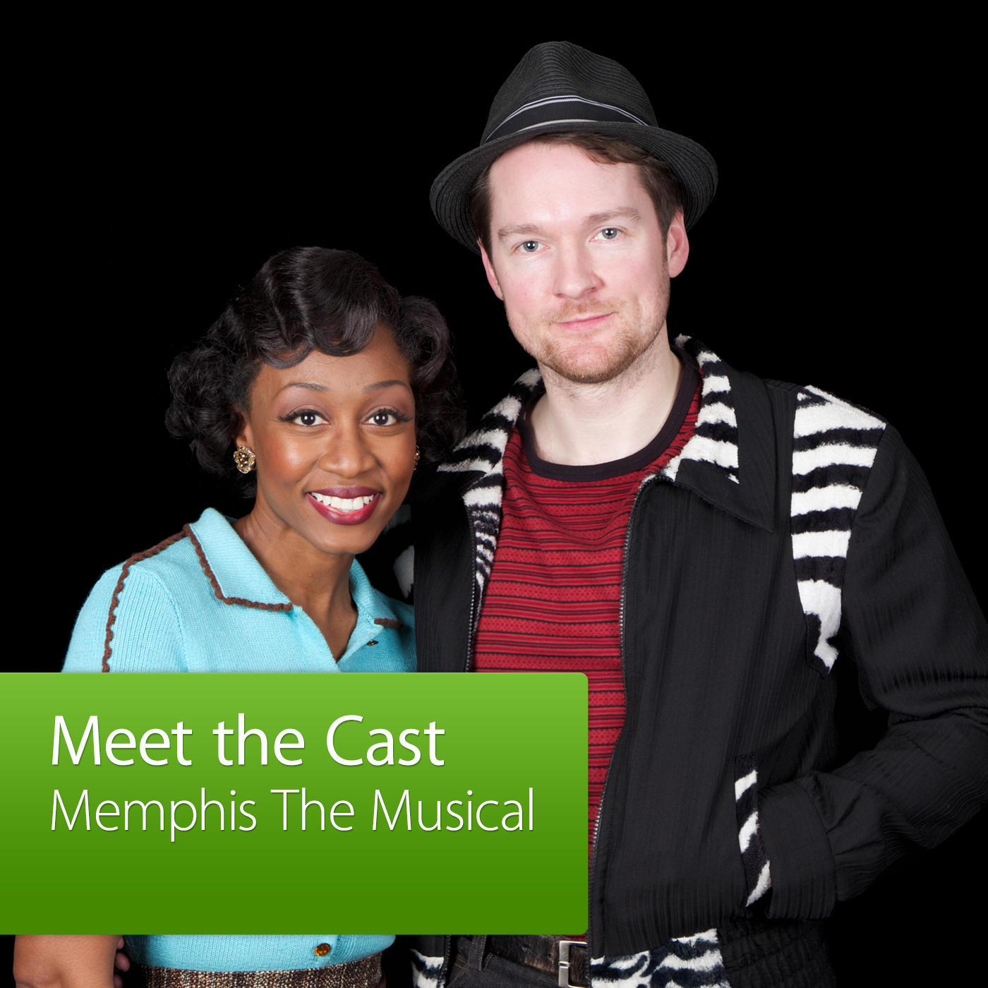 Memphis The Musical: Meet the Cast