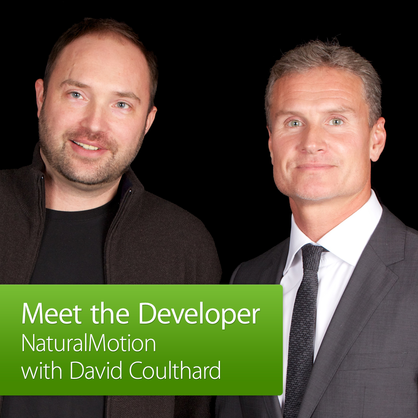 NaturalMotion with David Coulthard: Meet the Developer