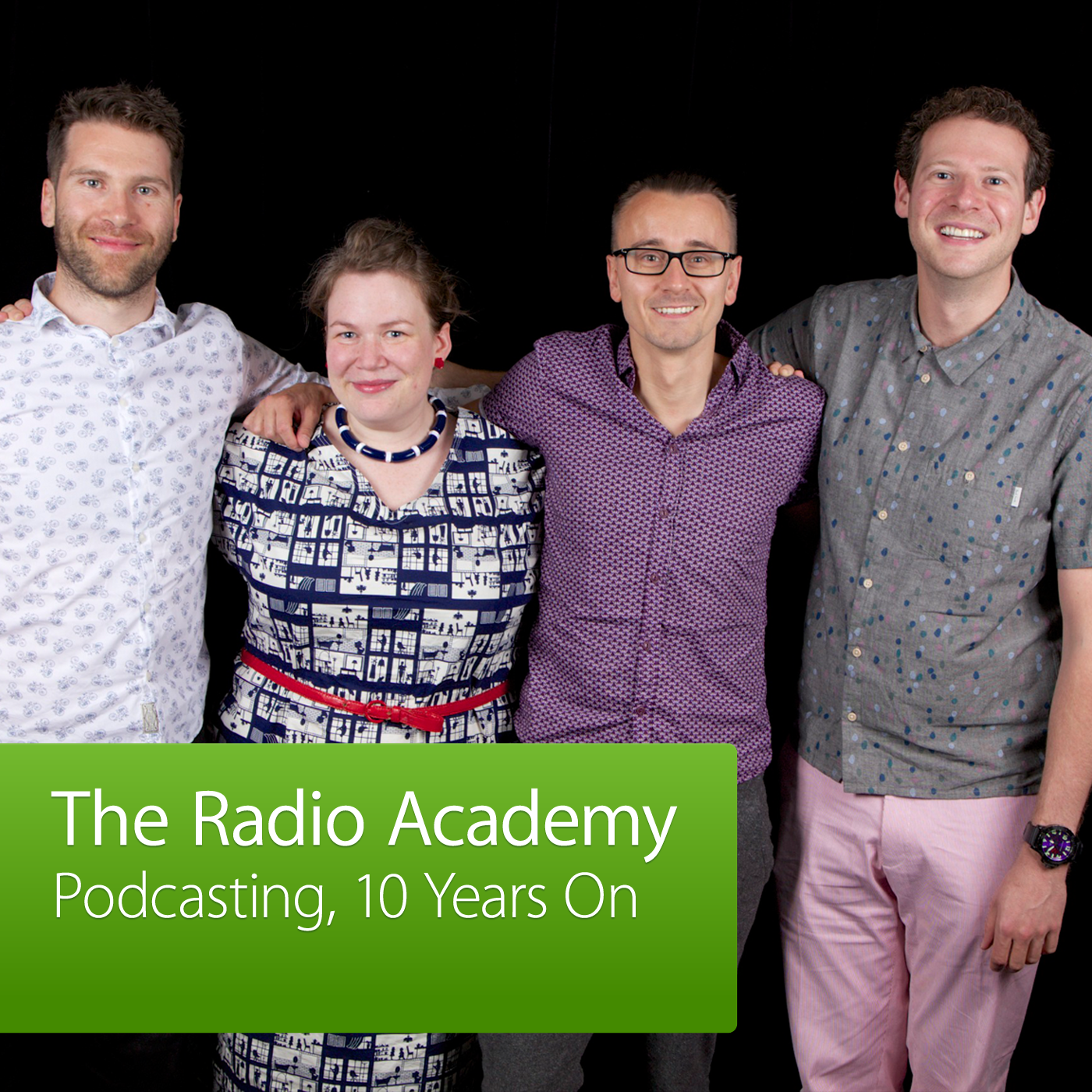 Podcasting, 10 Years On: The Radio Academy
