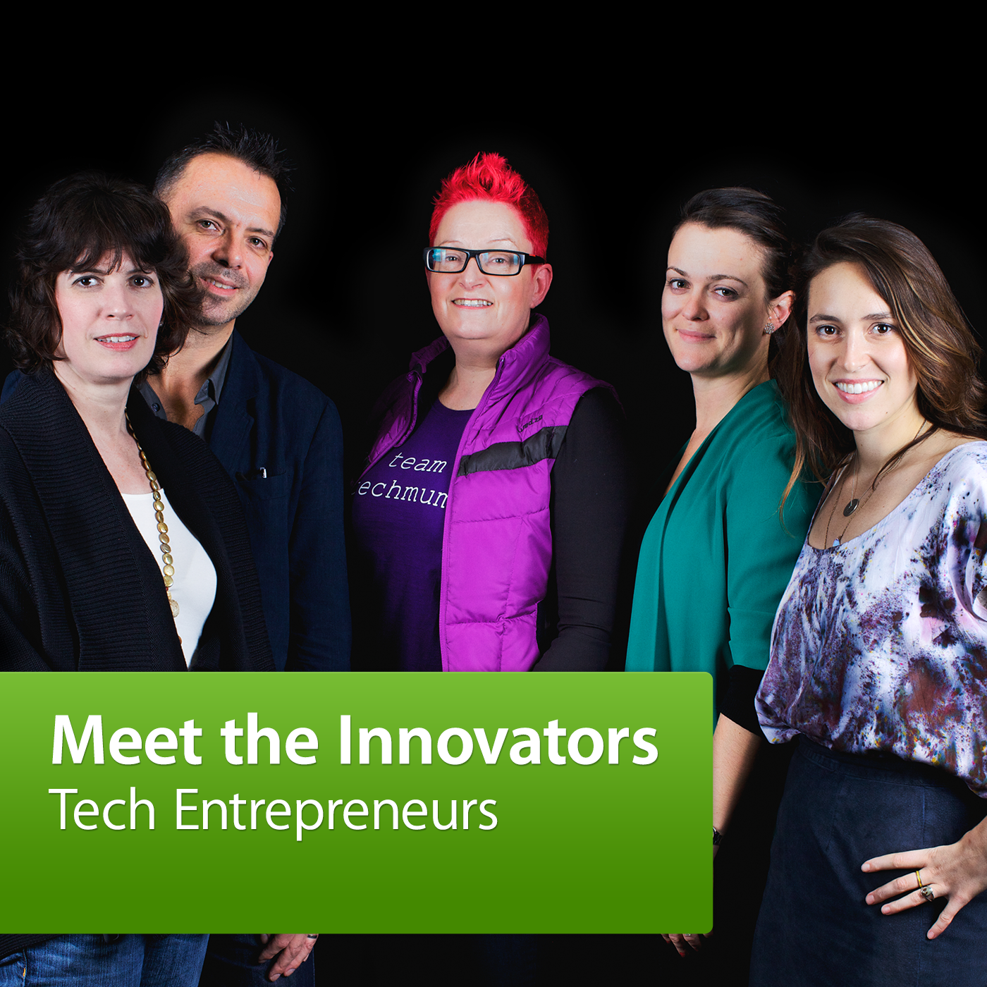 Tech Entrepreneurs: Meet the Innovators