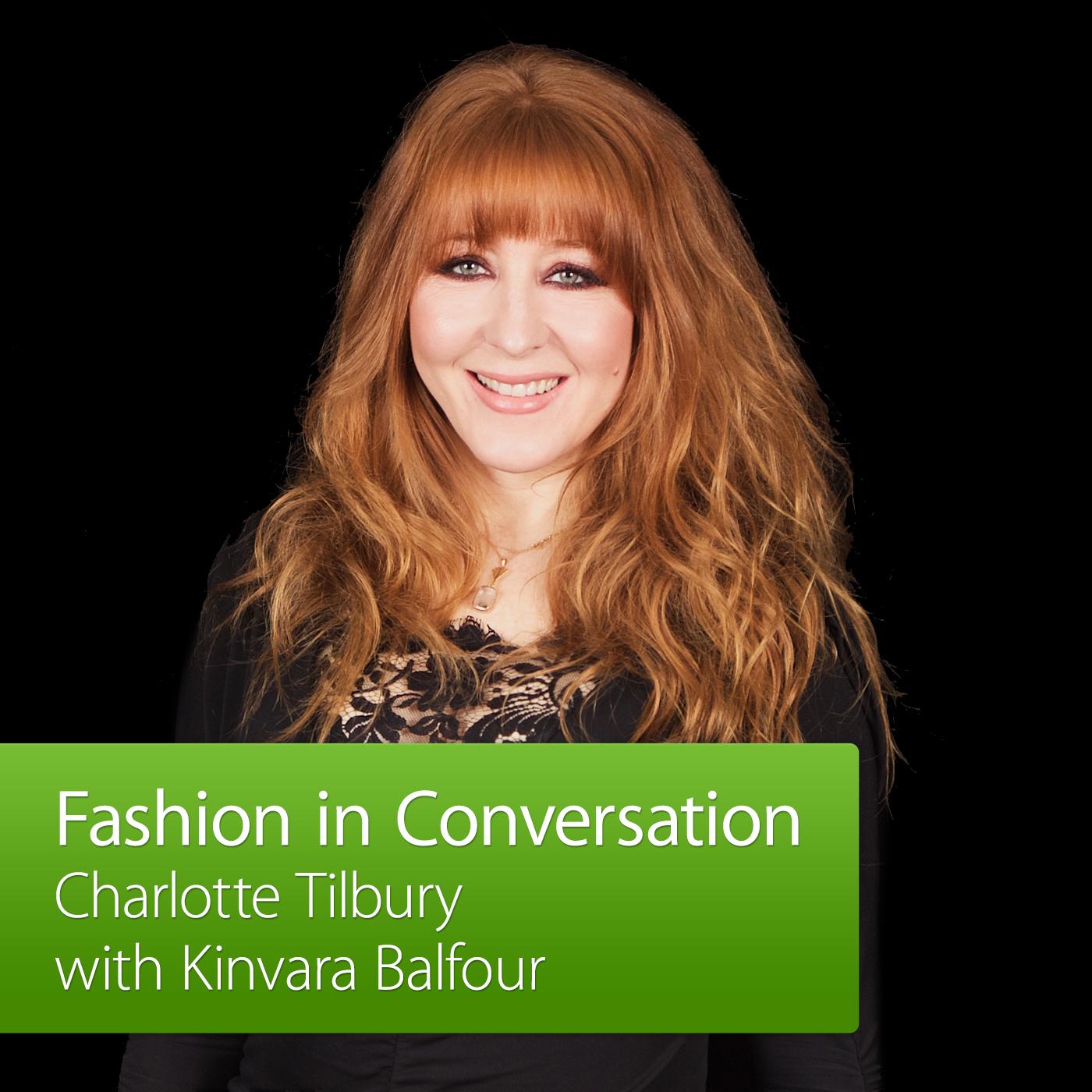 Charlotte Tilbury with Kinvara Balfour