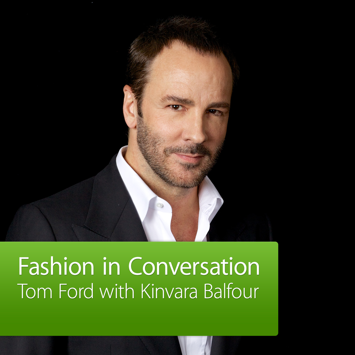 Tom Ford with Kinvara Balfour