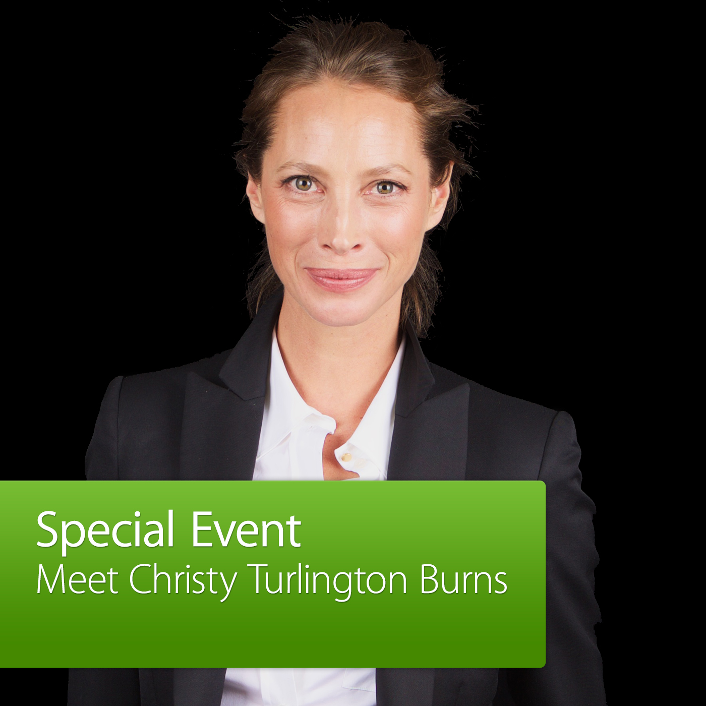 Meet Christy Turlington Burns: Special Event