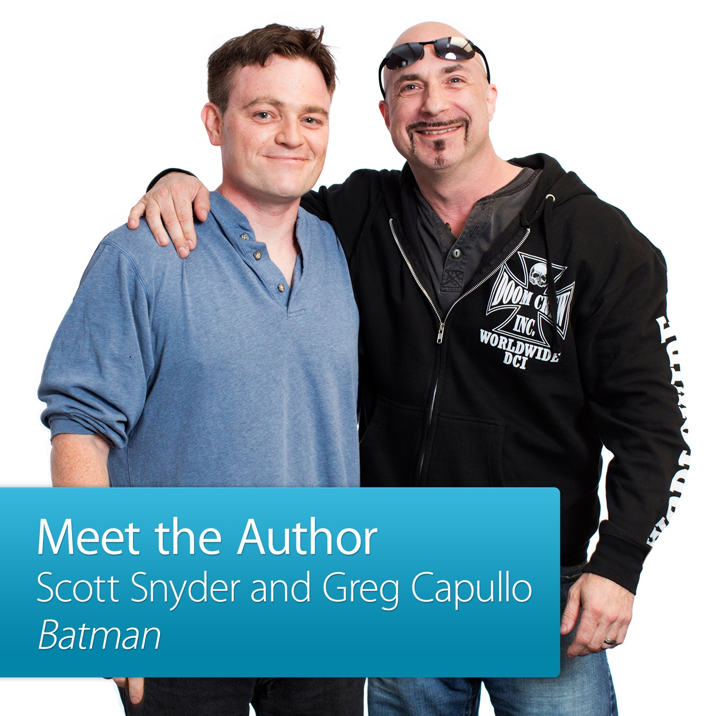 Batman: Meet the Author