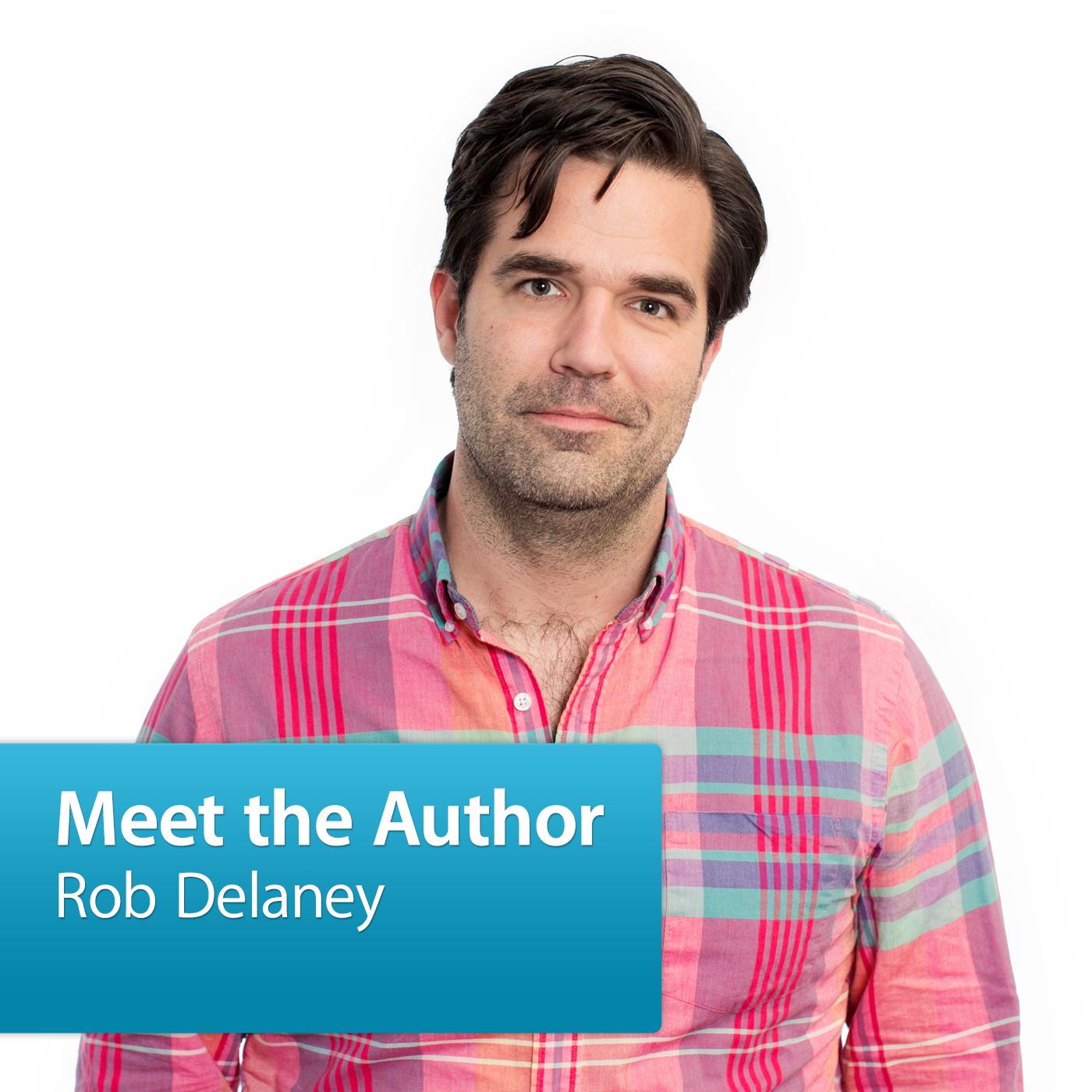 Rob Delaney: Meet the Author