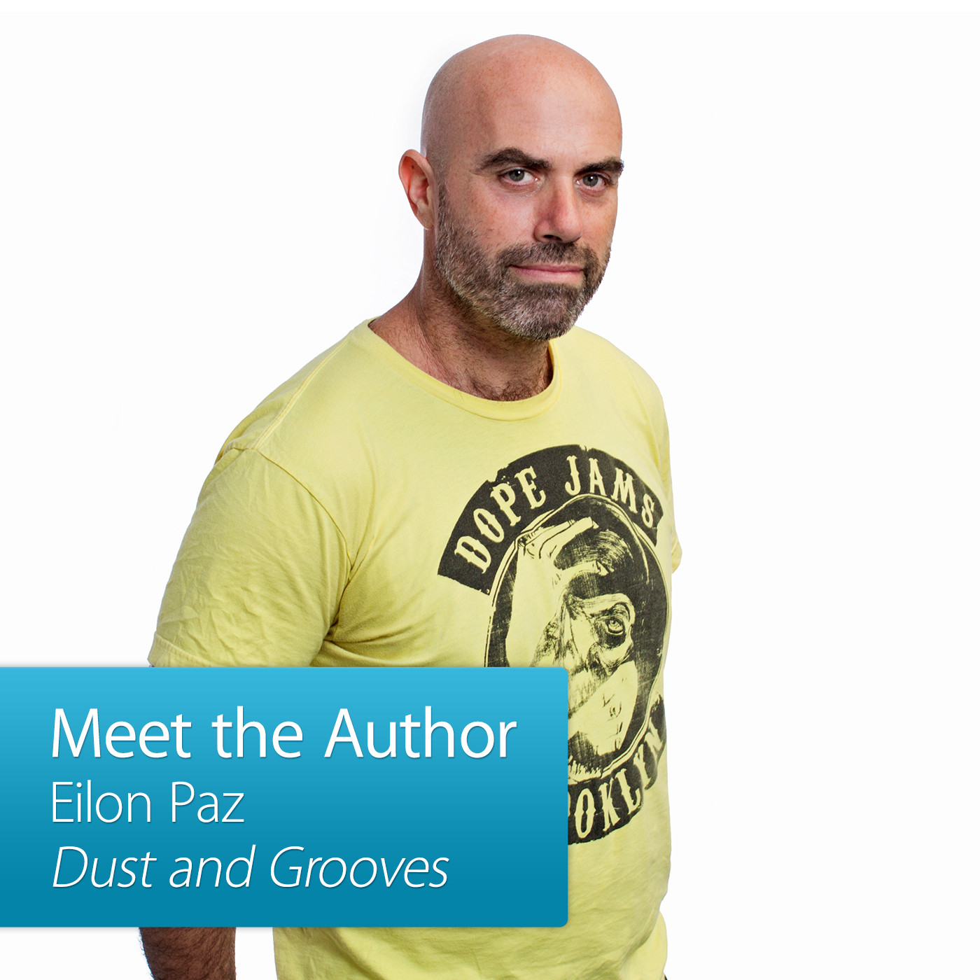 Eilon Paz: Meet the Author