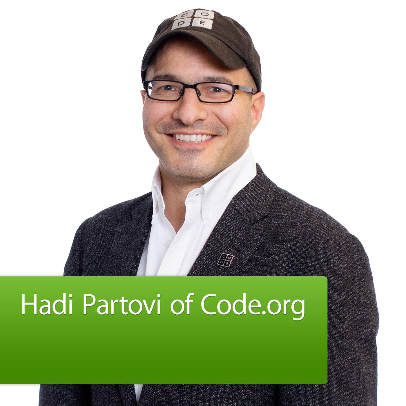 Hadi Partovi of Code.org
