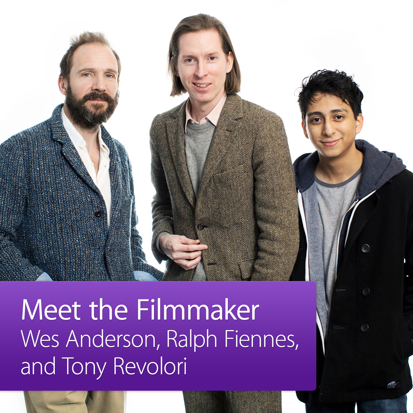 Wes Anderson, Ralph Fiennes, and Tony Revolori: Meet the Filmmaker