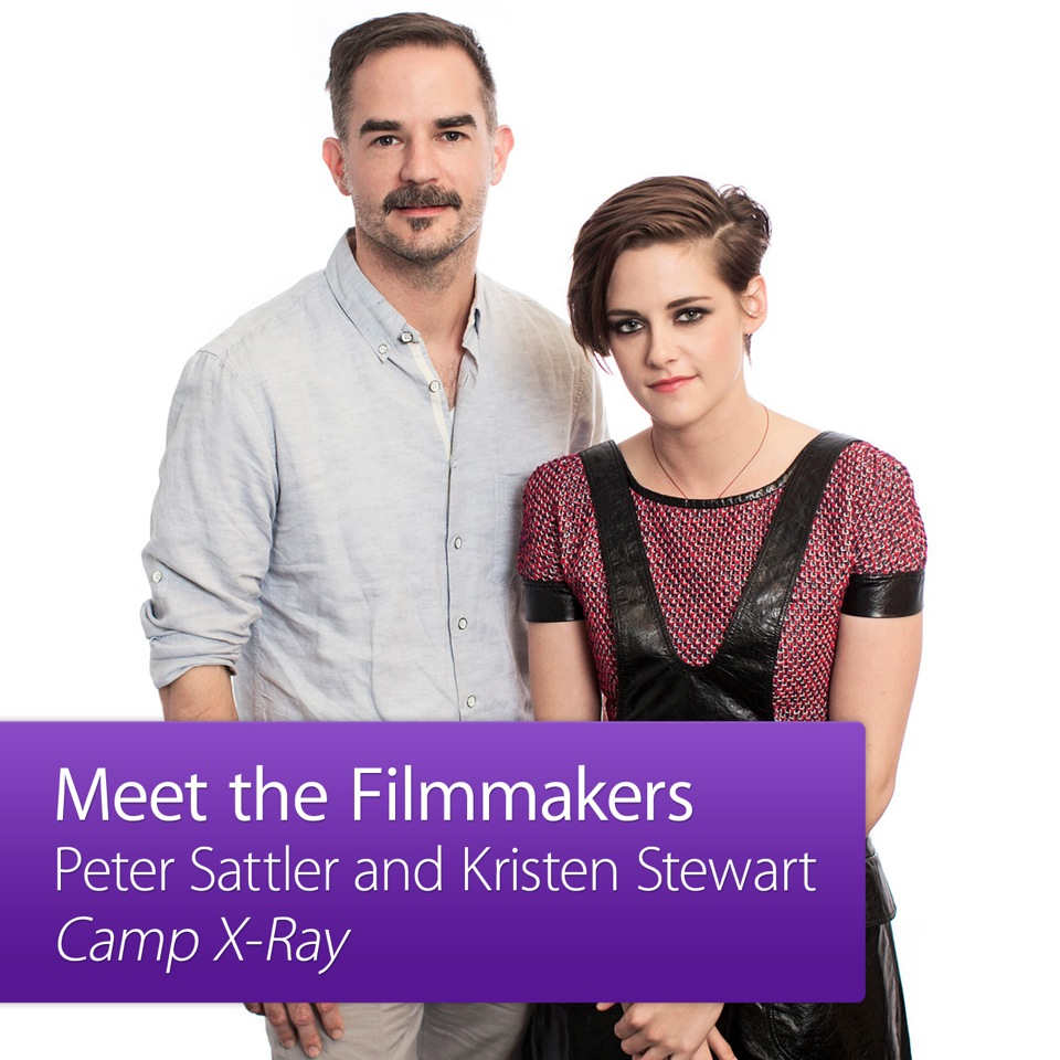 Kristen Stewart and Peter Sattler: Meet the Filmmaker