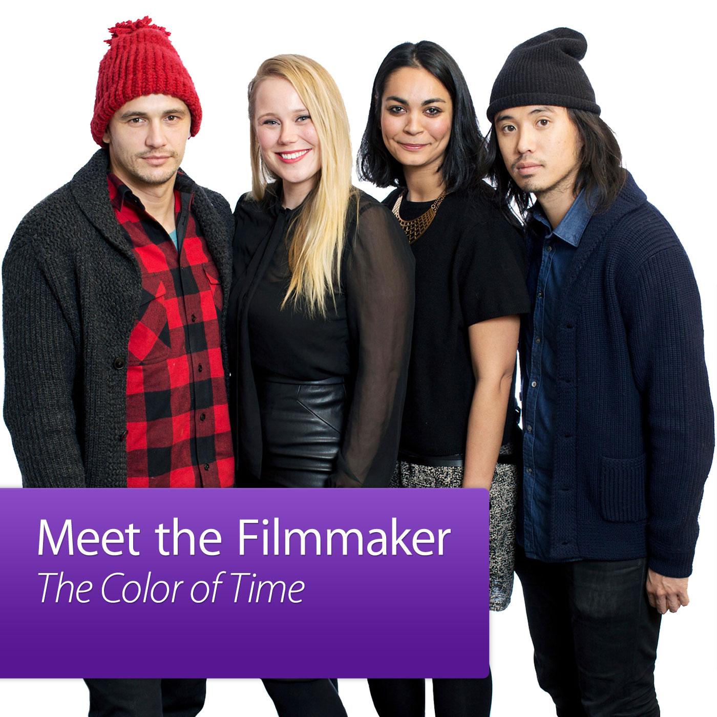 James Franco, Shruti Ganguly, Bruce Thierry Cheung, and Pamela Romanowsky: Meet the Filmmaker