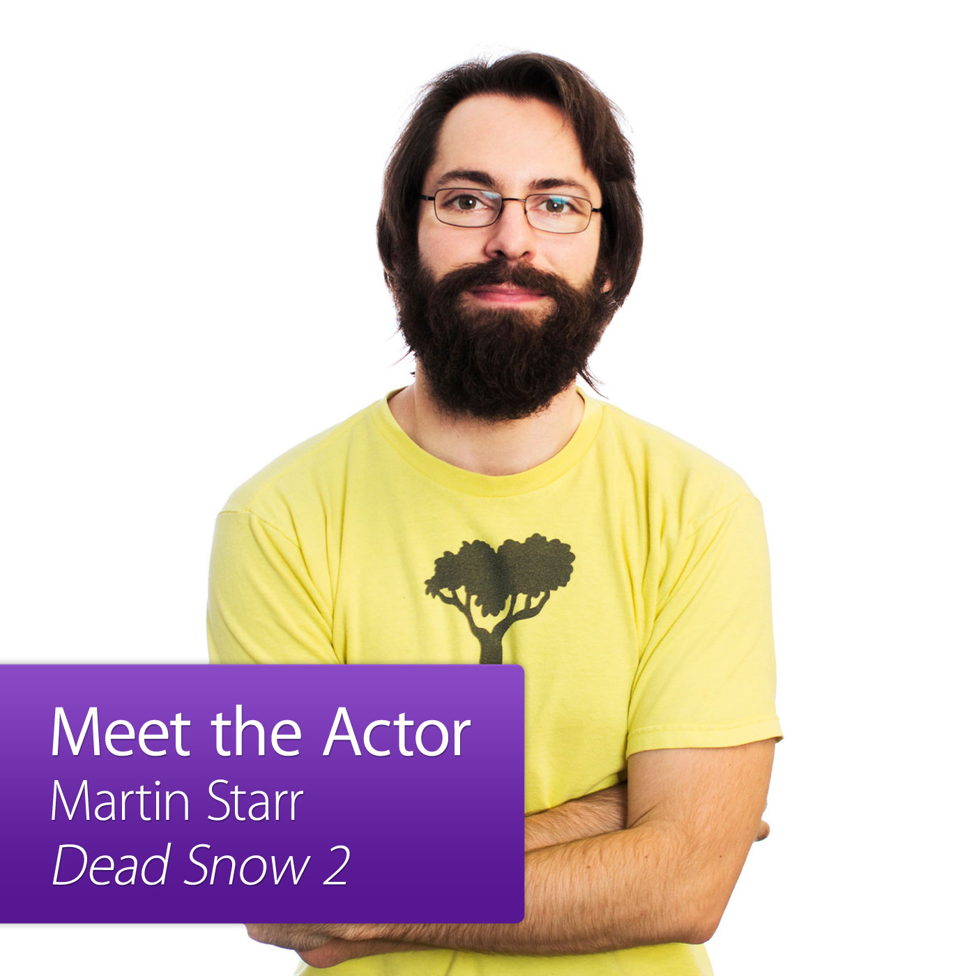 Martin Starr: Meet the Actor