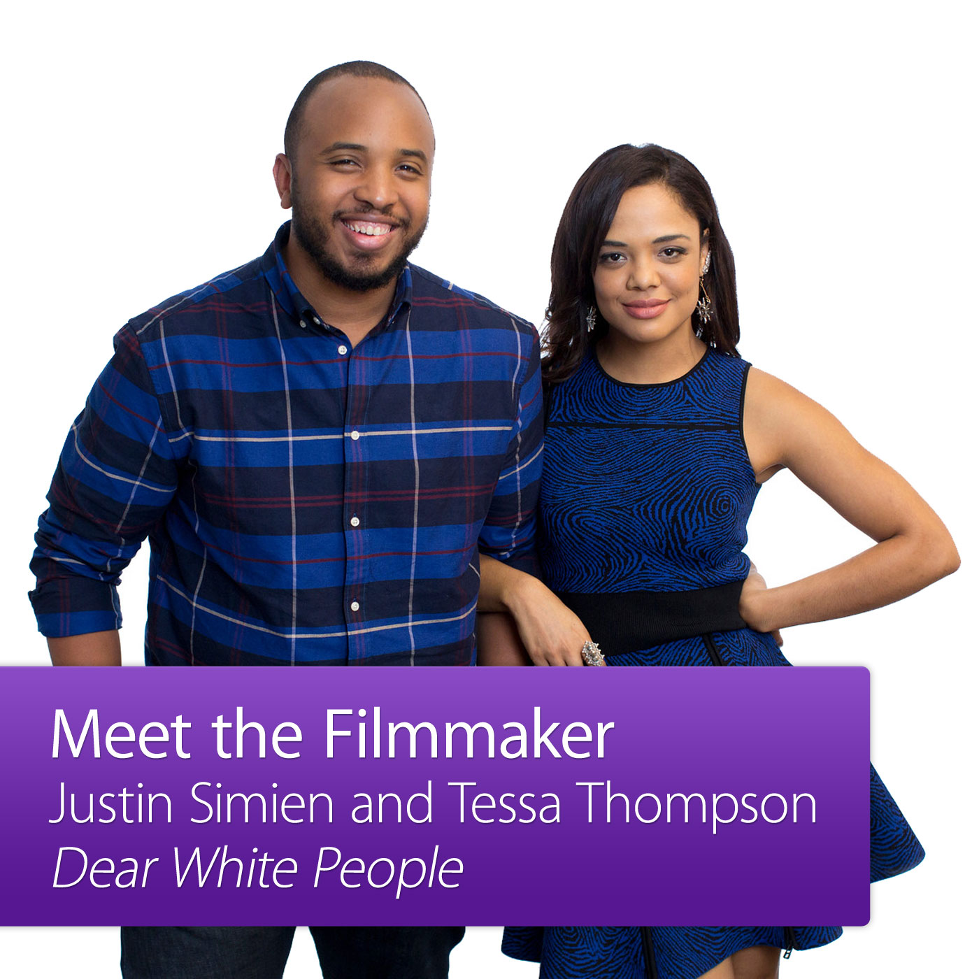 Justin Simien and Tessa Thompson: Meet the Filmmaker