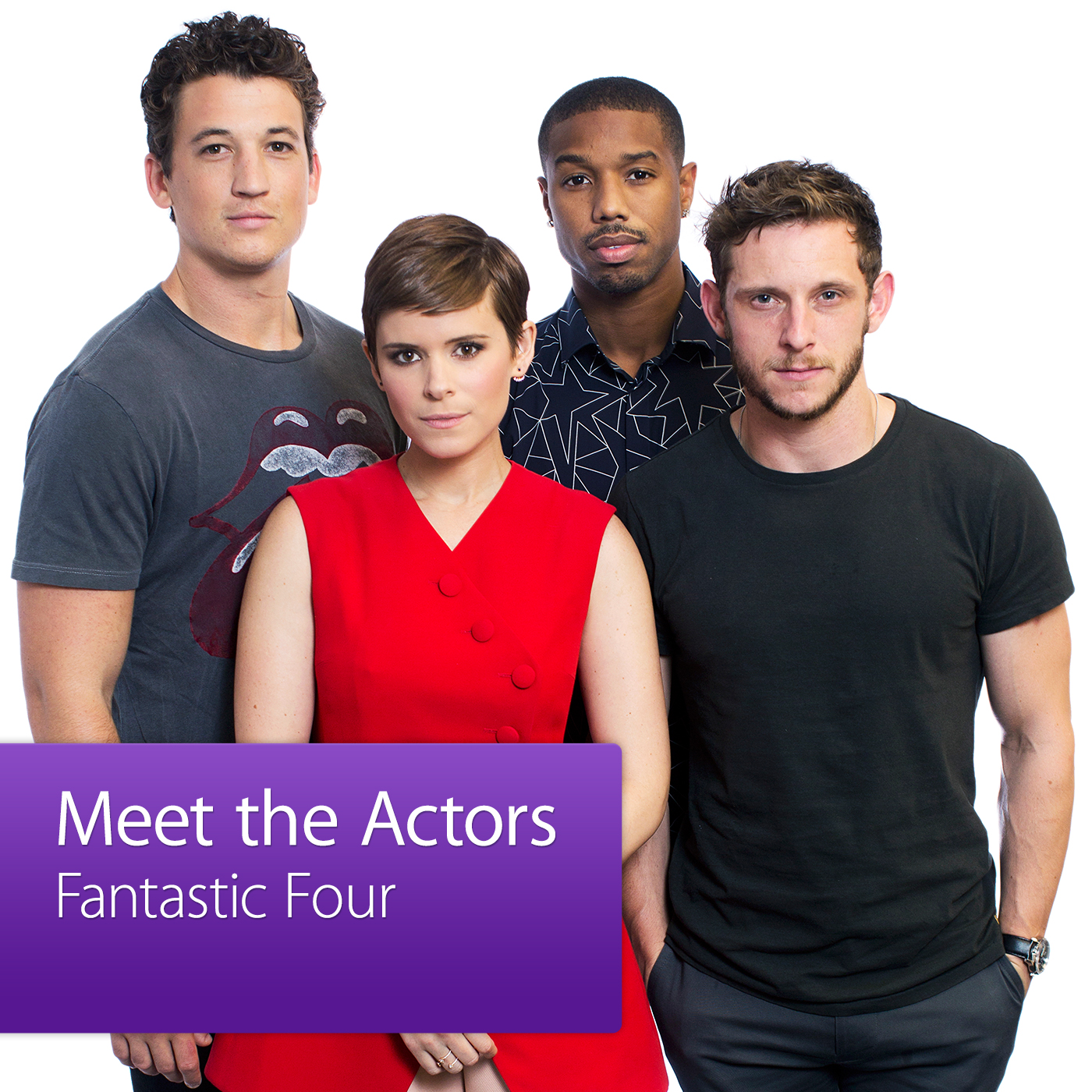 Fantastic Four: Meet the Actors