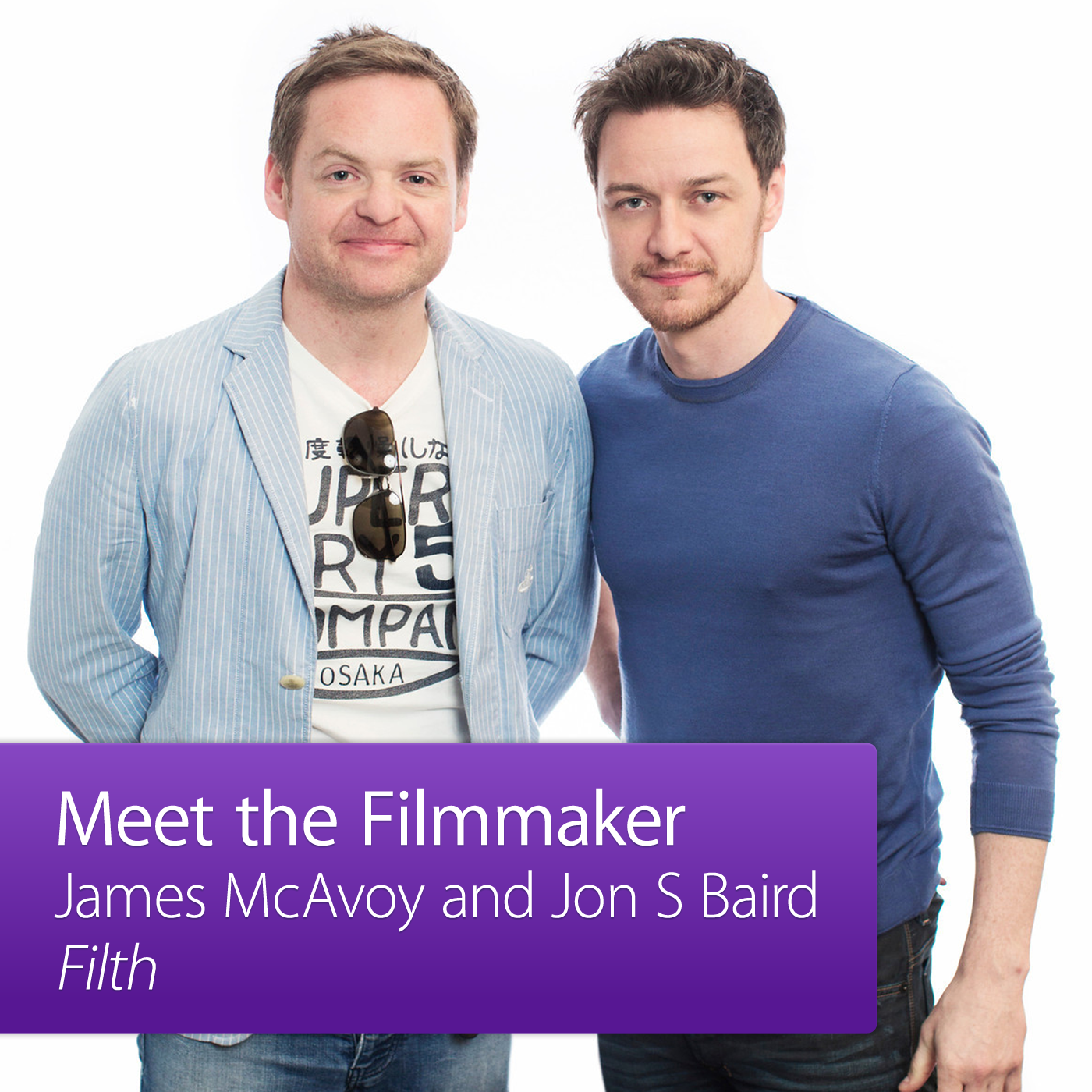 James McAvoy and Jon S Baird: Meet the Filmmaker
