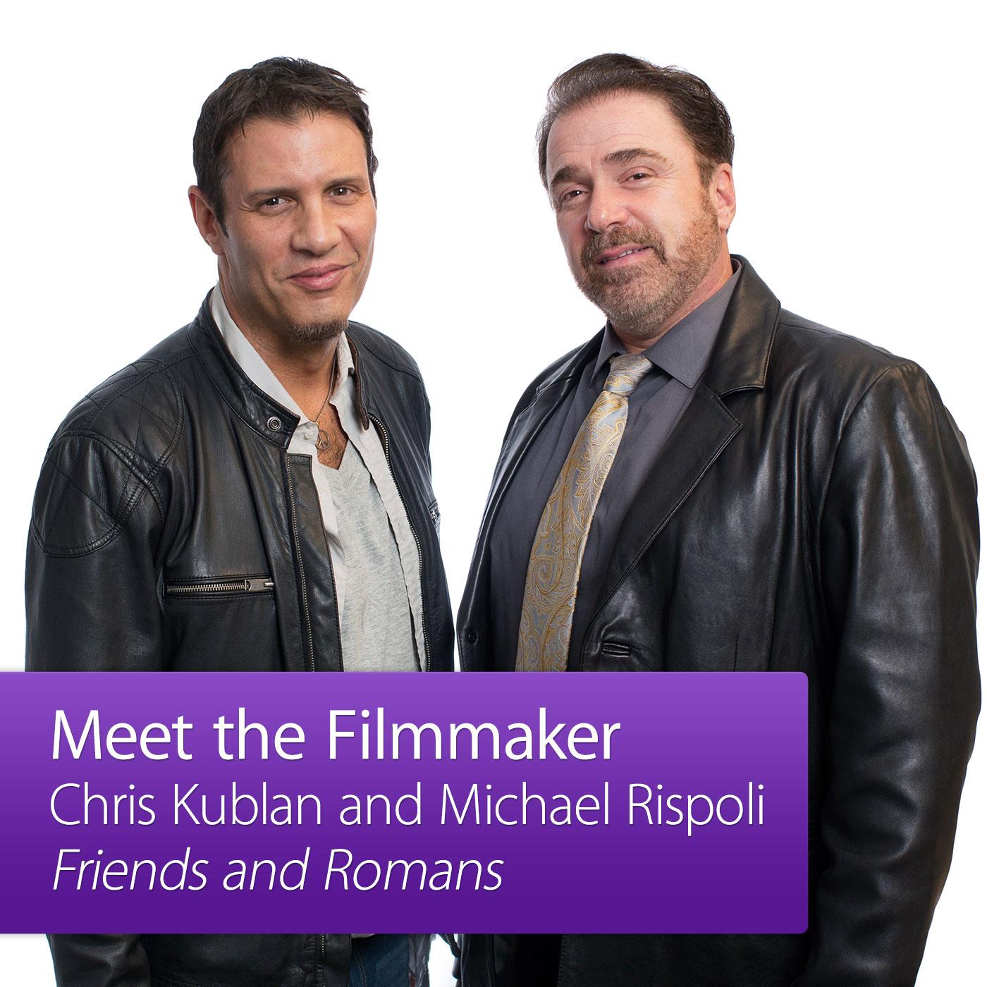 Friends and Romans: Meet the Filmmaker