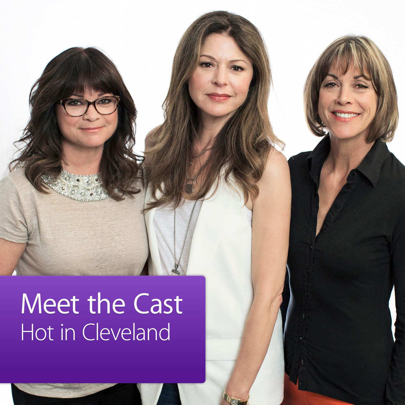 Hot in Cleveland: Meet the Cast