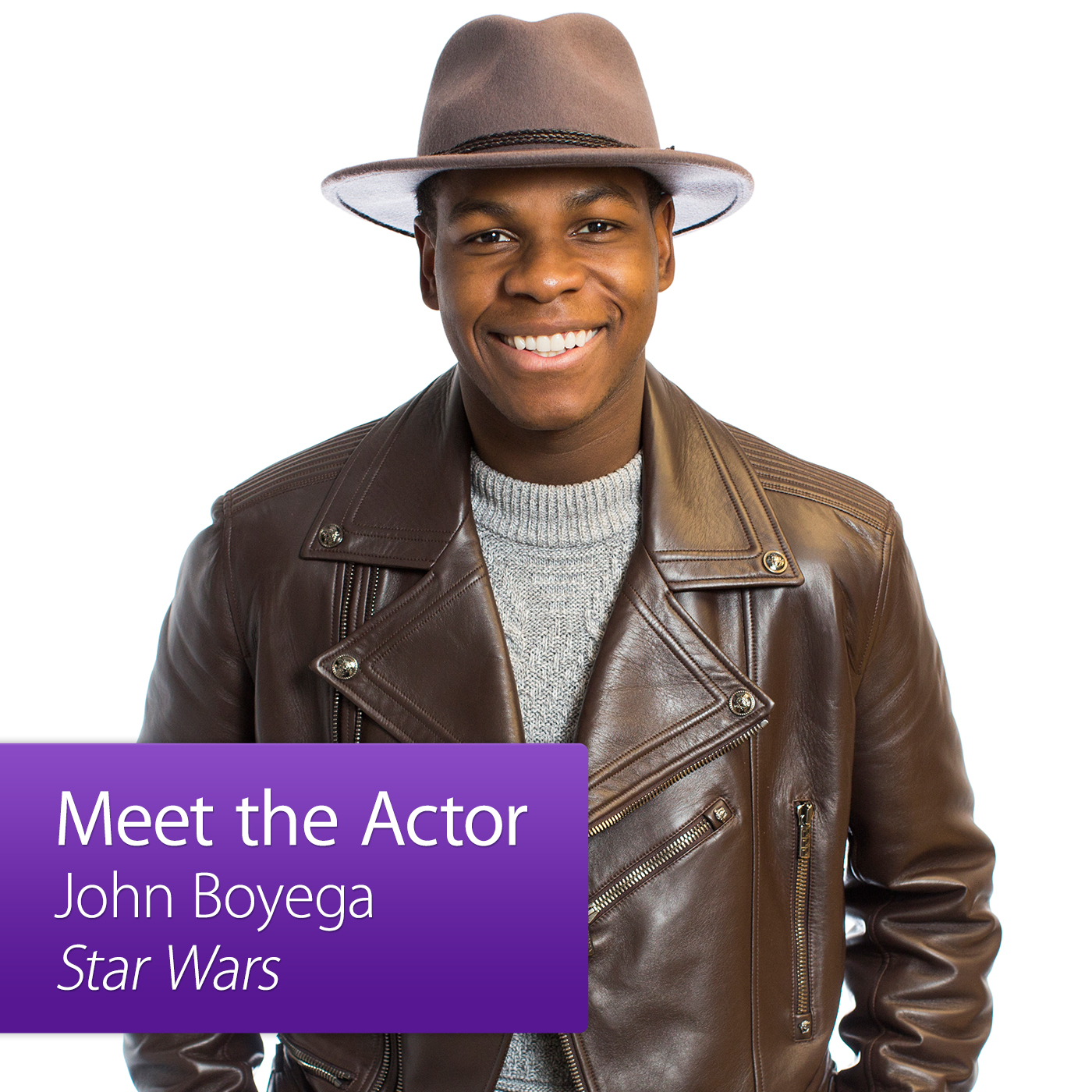 Meet the Actor: John Boyega,