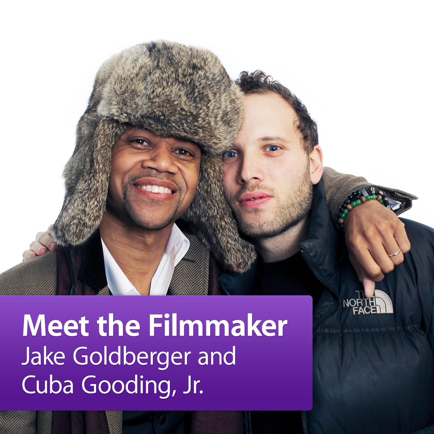 Jake Goldberger and Cuba Gooding, Jr.: Meet the Filmmaker