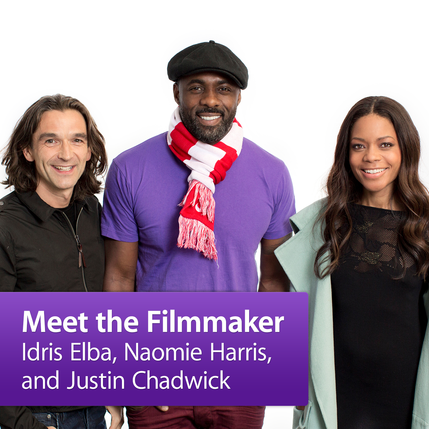Idris Elba, Naomie Harris, and Justin Chadwick: Meet the Filmmaker