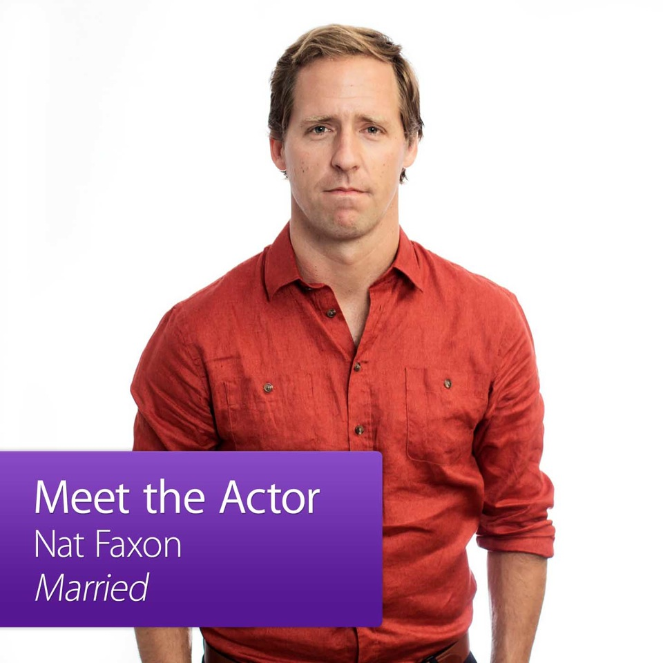 Nat Faxon, Married: Meet the Actor