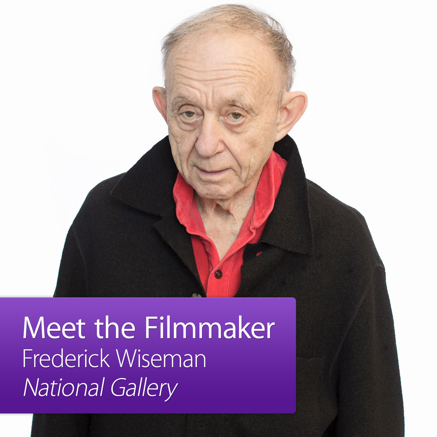 Frederick Wiseman: Meet the Filmmaker